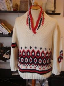 Nordic Way Pullover