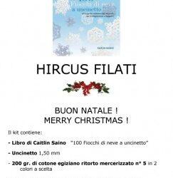 Corsi Natalizi Hircus Filati, realizza le decorazioni natalizie